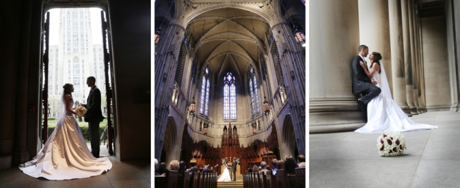 Pictures At Heinz Chapel Wedding Photography