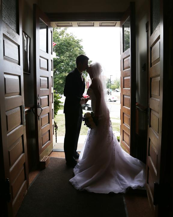 Wedding At Old Stone Church Ycc